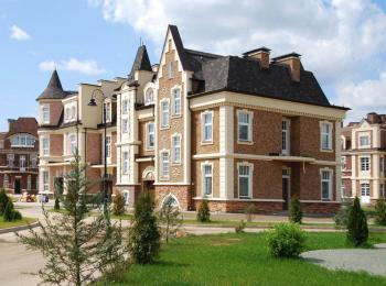 Коттеджный поселок Ильинка
